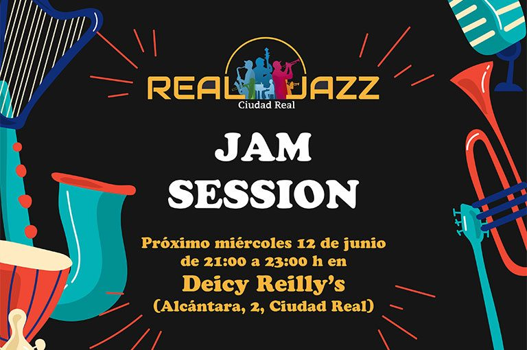 jam session real jazz
