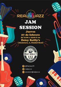 jam real jazz febrero 2020
